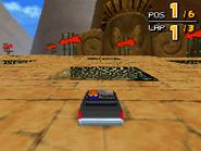 Sandy Drifts DS 13