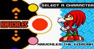 Sonic Advance 2 menu 6