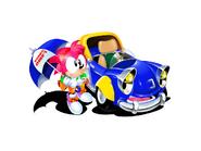 Sonic Screen Saver stock 32