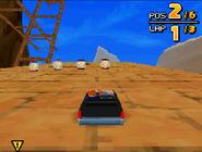 Sandy Drifts DS 25