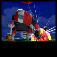 Sonic Adventure Credits (Gamma 25)