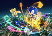 Sonic Colors webwallpaper