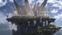 SATBK Castle blows