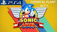 SM Chemical Plant Zone Act 1 Gameplay PS4-1