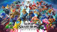 Smash Ultimate Artwork 2