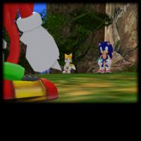 Sonic Adventure Credits (Sonic 12)