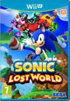Sonic Lost World WiiU