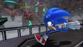 Sonic vs Egg Wyvern