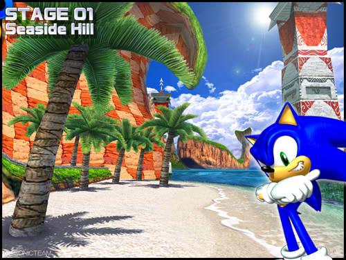 Seaside Hill (Sonic Heroes)