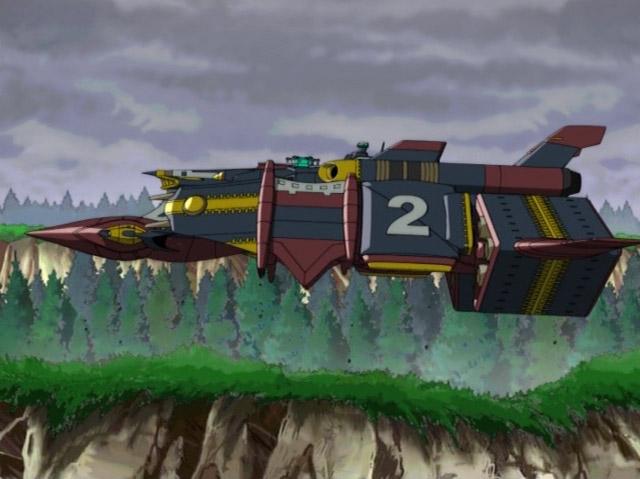Egg Carrier 2 (Sonic X)