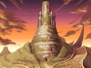 Levitated Ruin koncept 1
