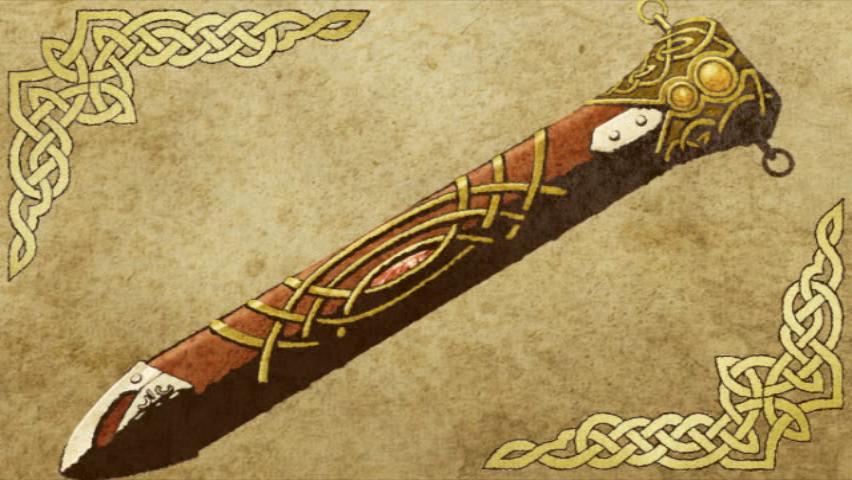 Pochwa Excalibura