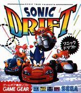 Sonic-drift-opakowanie