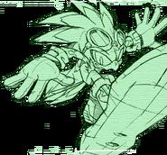Sonic Channel wallpaper Jet 1