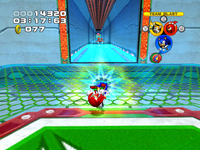 Sonic Heroes Rocket Accel