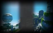 Transformed Steam Background 2