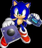 GBA i Dreamcast Sonic