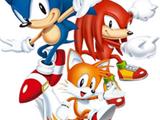 Mundo de Classic Sonic