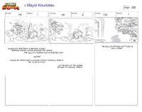 Mayor Knuckles storyboard 3