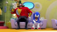 S1E41 Sonic Eggman bros