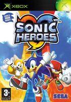 SonicHeroes Xbox EU
