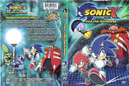 Sonic X ENG DVD 9