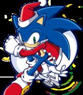 Christmas Sonic 4