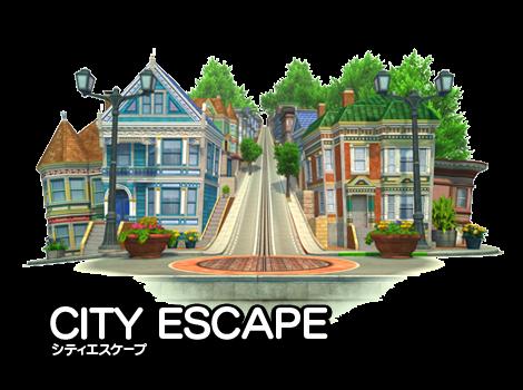 City Escape (Sonic Generations)/Galeria
