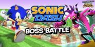 Sonic Dash artwork 8