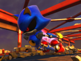 Metal Sonic (Sonic Forces)