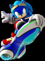 Sonic The Hedgehog - Artwork (1)