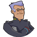Chronicles Commander Displeased (guncodis)