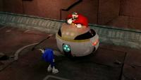 SB S1E22 Sonic Eggman directions
