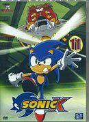 Sonic X FRA DVD 11