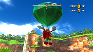 All Star Knuckles 01