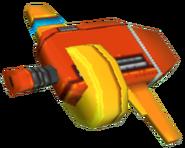 Egg Gun Shadow
