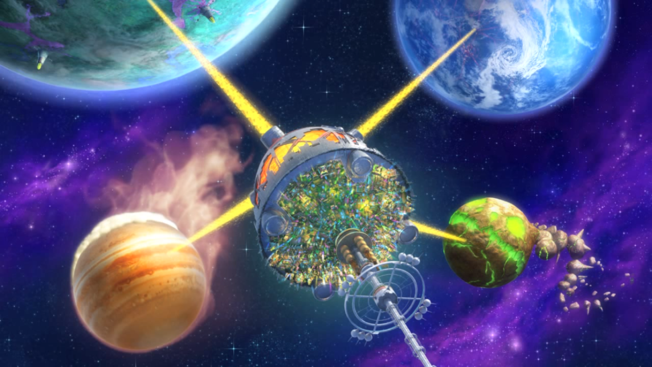 Dr. Eggman's Incredible Interstellar Amusement Park