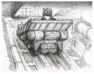 SA2 Iron Gate Koncept 2