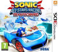 SASRT 3DS UK