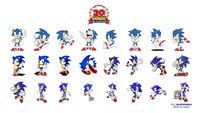 Sonic 20th wallpaper EU