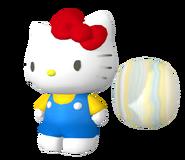 Dash Model Hello Kitty