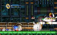 Flying Eggman Sonic the Hedgehog 4 Episode 1 2