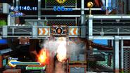 Orange Rocket Blast Off 24