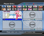 Riders Character Select 04