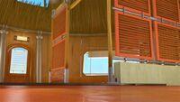 S1E46 Tails House inside
