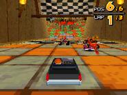 Sandy Drifts DS 06