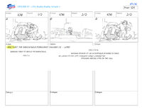 The Curse of the Buddy Buddy Temple storyboard 11
