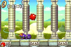 Angel Island Zone (Sonic Advance)
