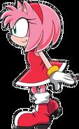 Amy Sonic X 2