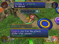 Blockite in-game description